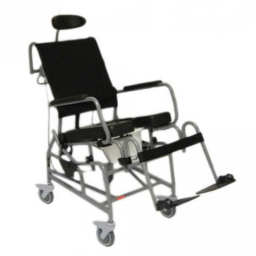 Tilt and Recline Shower Chair