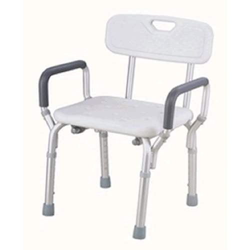 Shower Chair Bath Bench with Arms