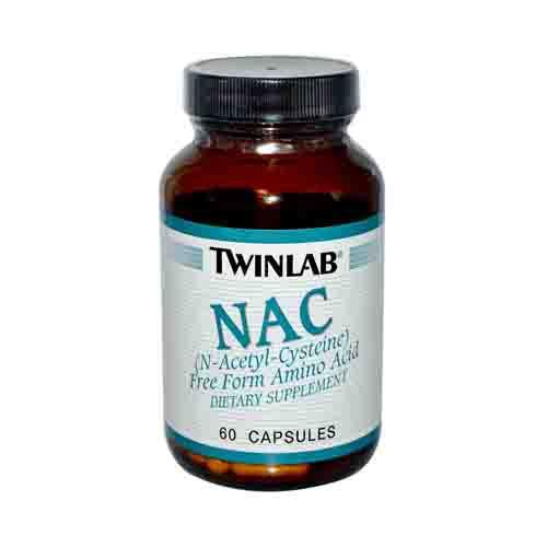 NAC N-Acetyl Cysteine - 600 mg Amino Acid