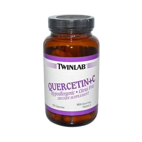 Twinlab Quercetin Plus C