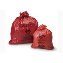 Printed Biohazard Waste Bag