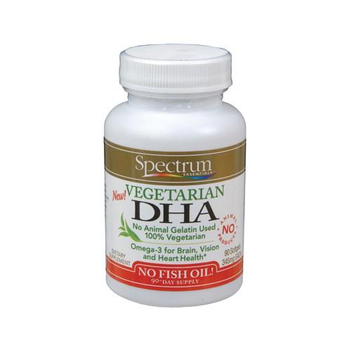 Spectrum Essentials Vegetarian DHA