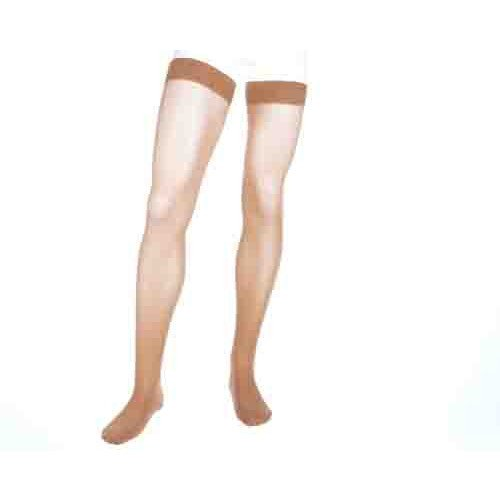 Mediven Plus 30-40 mmHg Extra Wide Open Toe Unisex Knee High Stockings W Silicon
