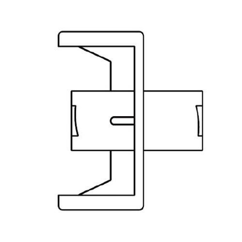 Fluid Dispensing Connector 415080