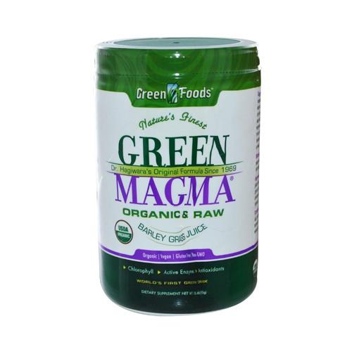 Green Foods Dr Hagiwara Green Magma Barley Grass Juice Powder