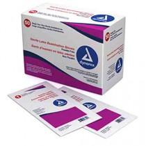 Latex Exam Gloves Powder Free - Sterile by Dynarex