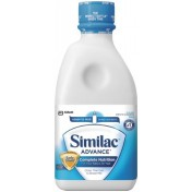 Similac Advance with Iron Infant Formula Ready to Feed Ready to Feed - 1 qt