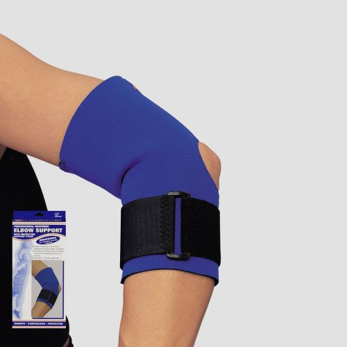 Neoprene Elbow Support with Strap