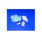 Urological Catheter Insertion Kit without Catheter