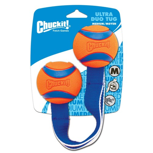 Chuckit Ultra Duo Tug Dog Toy