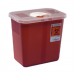 5 Quart Red Multi-Purpose Sharps Container Round Design 8950SA
