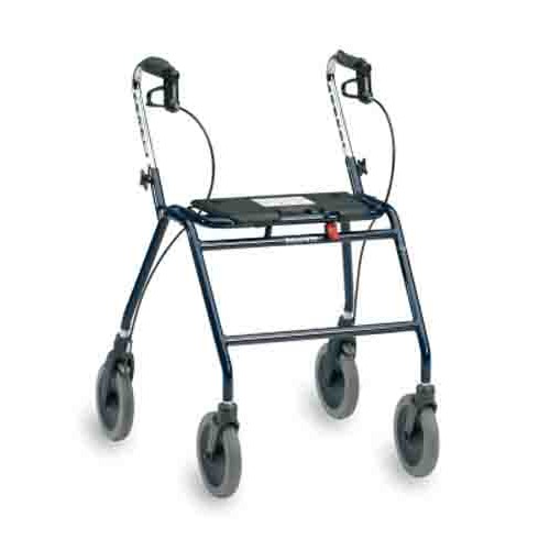 Maxi+ Heavy Duty Four Wheeled Dolomite Rollator