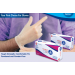 Safe-Touch Latex Exam Gloves Powder Free