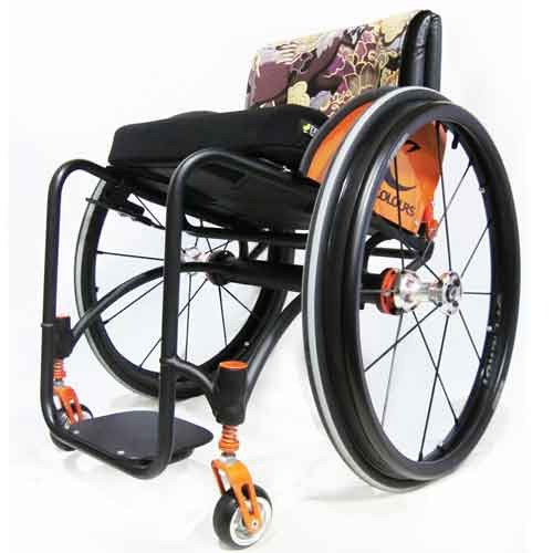 Colours Zephyr Wheelchair