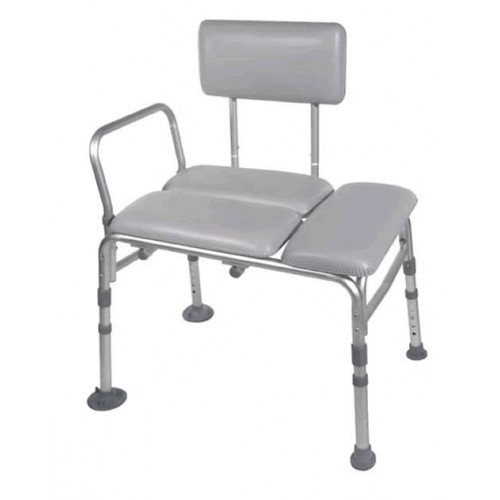 Transfer Bench Padded for Bath or Shower by Drive