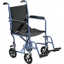 Economy Steel Transport Chair by Drive