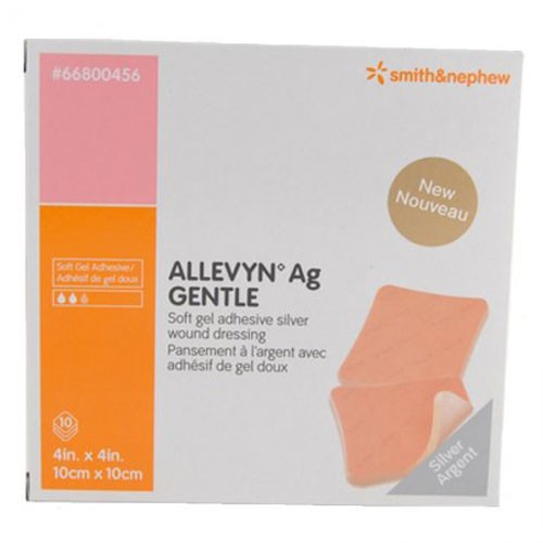 Smith and Nephew Allevyn 66800456 Ag Gentle