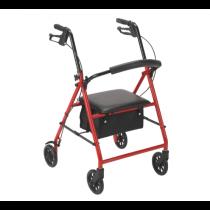 """Steel Walker Rollator with 8"""" Wheels"""