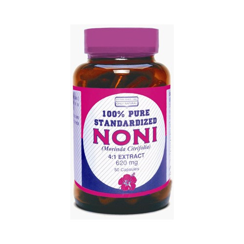 Only Natural Noni 100 Percent Standard 620 mg