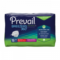 Prevail Breezers 360 Briefs Heavy Absorbency