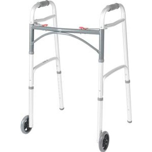 Deluxe Junior Folding Walker