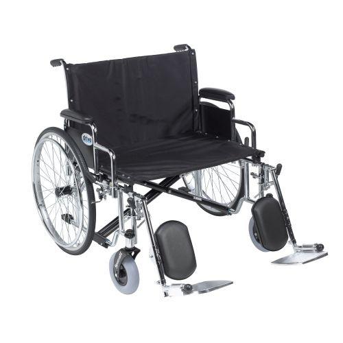 Sentra EC Heavy Duty Extra Wide Wheelchair