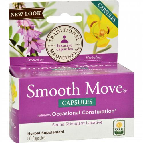 Traditional Medicinals Smooth Move SENNA