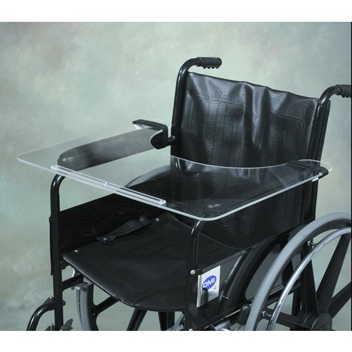 Duro Med Wheelchair Tray 5000