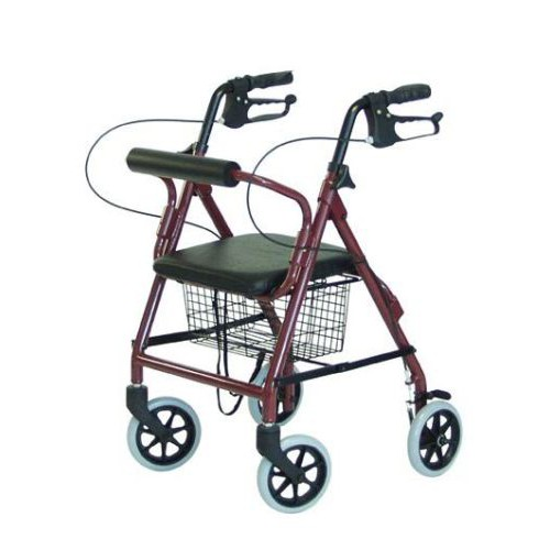 Lumex Walkabout Junior Aluminum Rollator