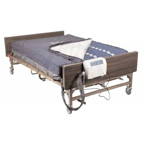 Med-Aire PLUS Bariatric Alternating Pressure Low Air Loss Mattress System 60 Wide