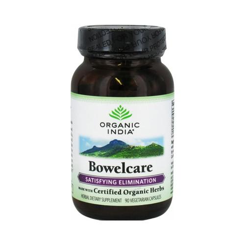 Organic India Bowel Care Formula