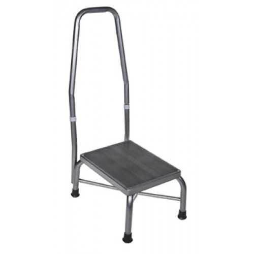 Drive Heavy Duty Footstool with Non Skid Rubber Platform