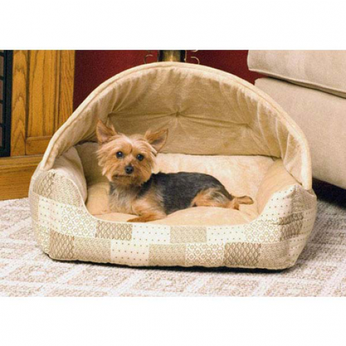 K and H Pet Products Lounge Sleep Hooded