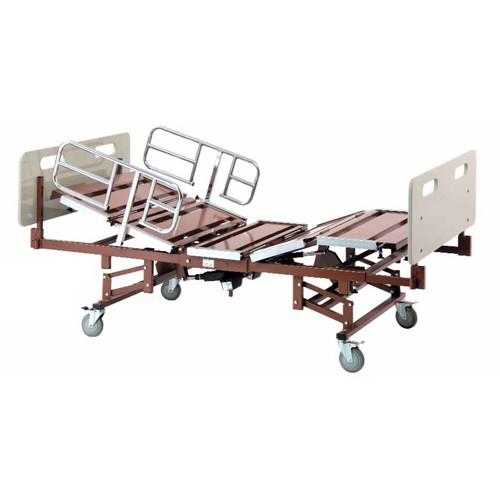 Invacare Bariatric Full Electric Hospital Bed Package
