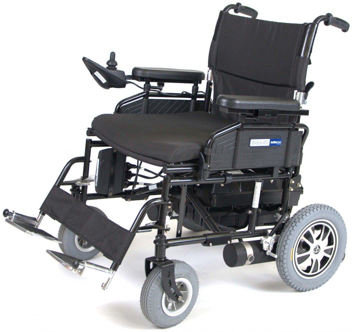 Buy Wildcat 450 Heavy Duty Folding Power Wheelchair