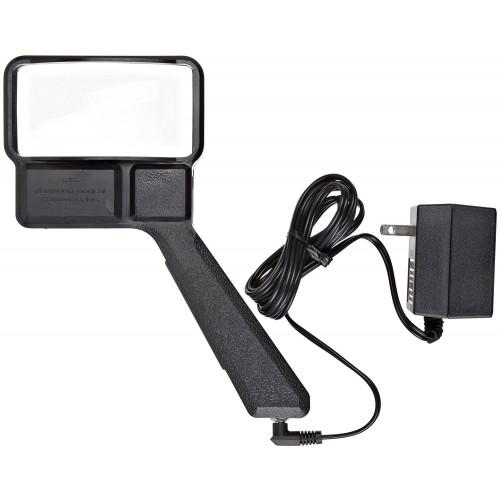 Illuminating Hand Magnifier