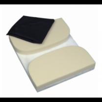 DMI Coccyx Cushion - Dual Padded - 513-7944-2400