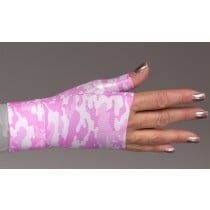 LympheDivas Camouflage Pink Compression Gauntlet 20-30 mmHg