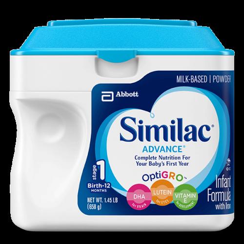 Similac Advance Simplepac 1.45 lb Powder