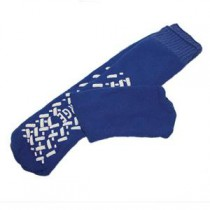 Hospital Slipper Socks by Invacare