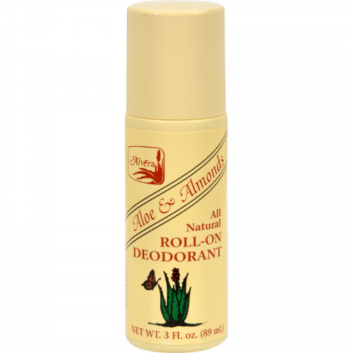 Alvera All Natural Roll-On Deodorant