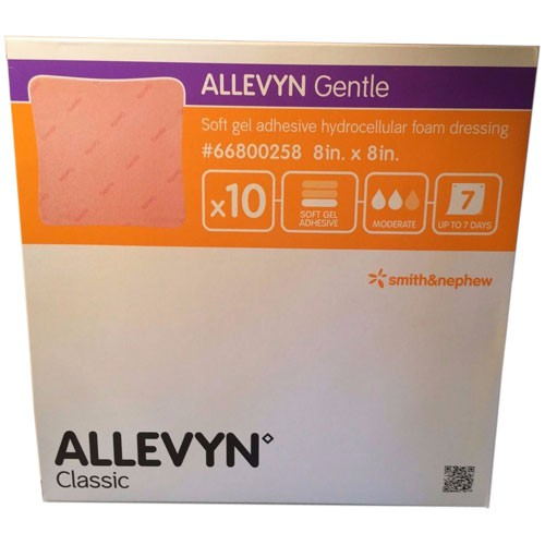 Smith and Nephew Allevyn 66800258 Gentle