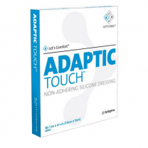 ADAPTIC Touch Silicone 3 x 4 Inch Non-Adhering Dressing
