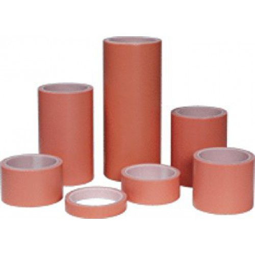 Pink Tape by Perma-Type - 1/2, 1, 1.5, 2, 3, 4, 6 inch