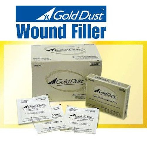 Gold Dust Hydrophilic Polymer