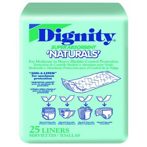 Dignity Naturals Pads