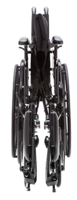 Cruiser III Wheelchair with Removable Arms by Drive