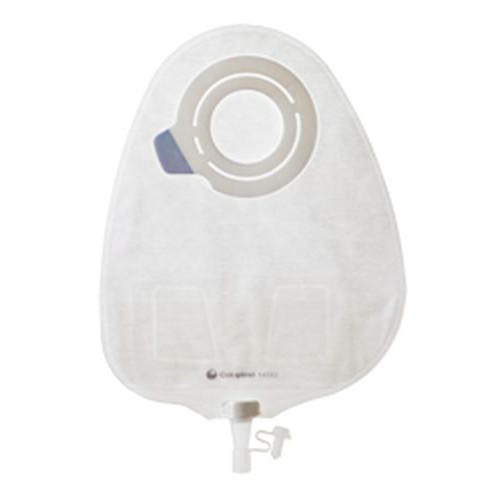 AC MAXI Urostomy Pouch Transparent