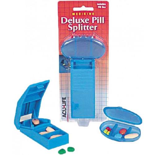 400465 Acu-Life Deluxe Pill Box Splitter