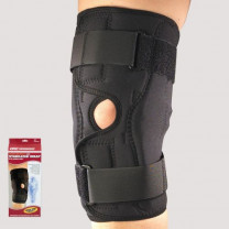 Orthotex Knee Stabilizer Wrap with Hinged Bars